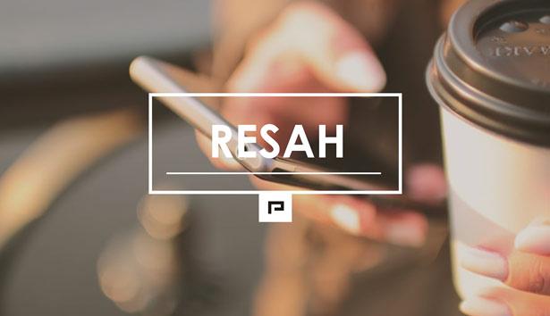resah