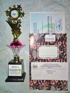 pemenang kaligrafi mushaf